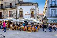 Terraza La Central Gastro, Vigo