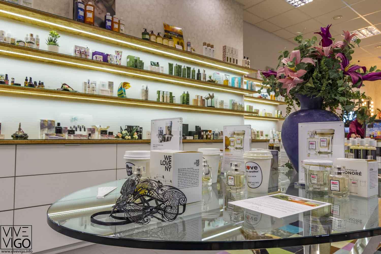 Lilium Nature cosmética natural Vigo