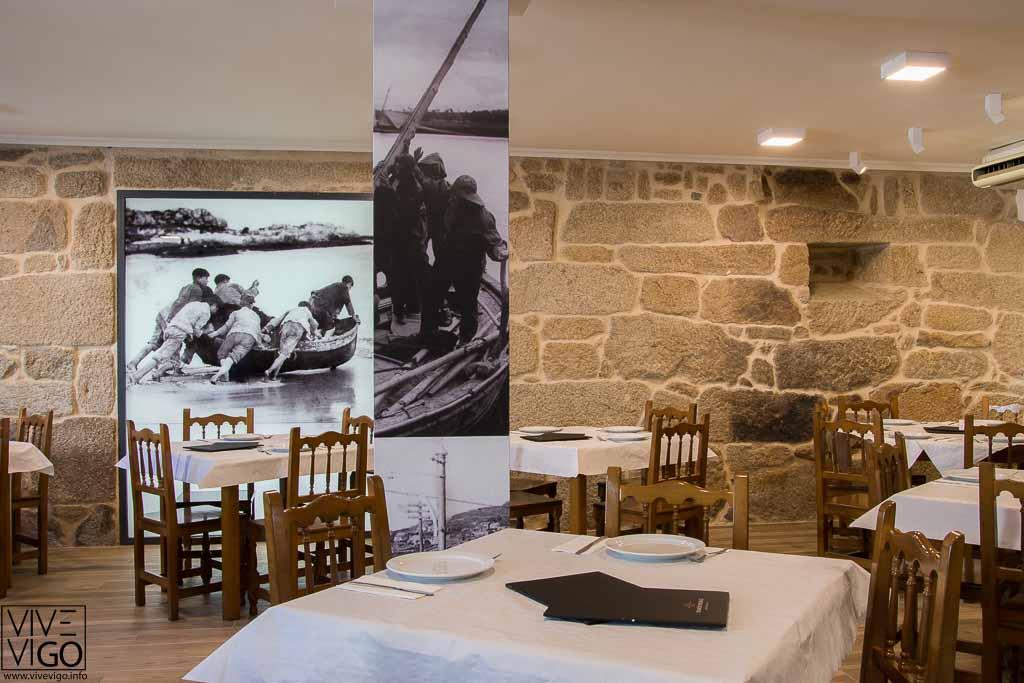 Restaurante O Garfo, Vigo
