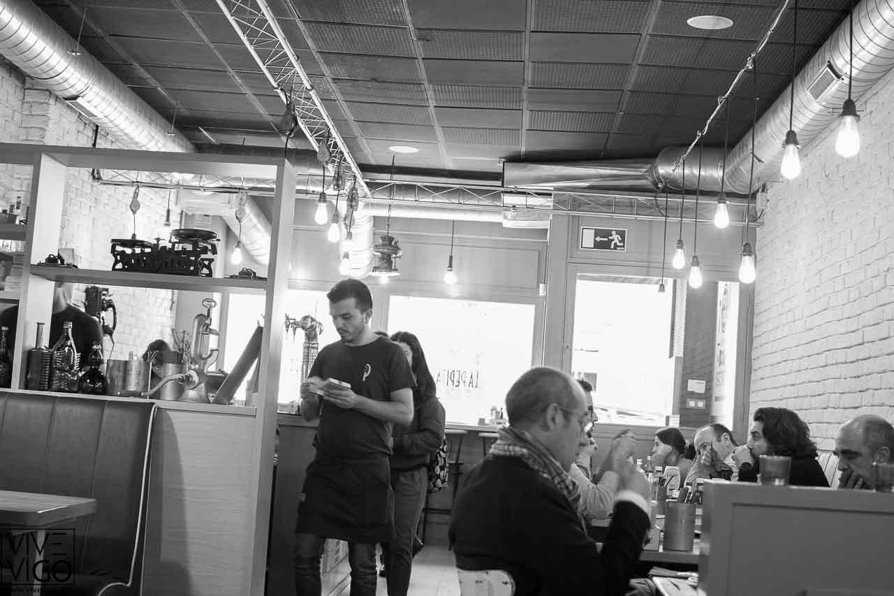 La Pepita Burger Bar, Vigo