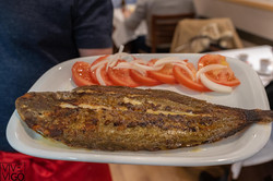 Bar Puerto Vigo marisco y pescado