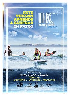 Patos Surf Galicia, Nigrán