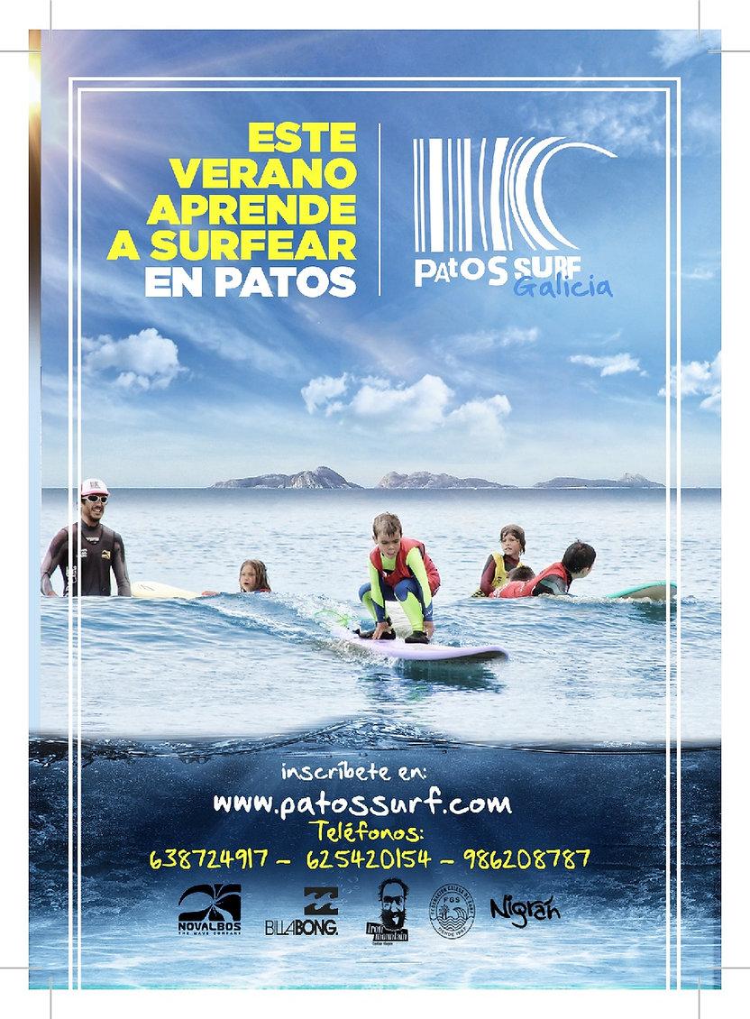 Patos Surf Galicia