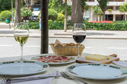 Mesón Compostela, comer en Vigo.