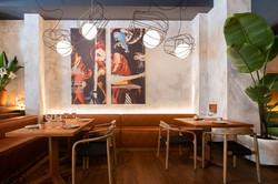 Restaurante Nero en Vigo