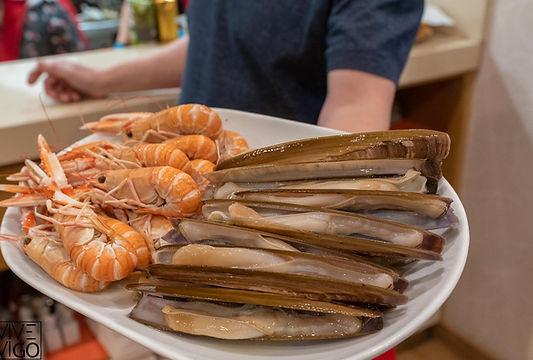 Bar Puerto restaurante en Vigo