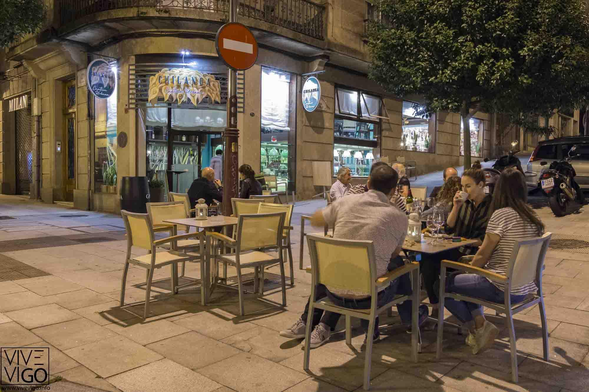 Chilanga cantina urbana, Vigo