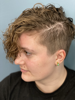 PERM AND WOMEN'S CUT