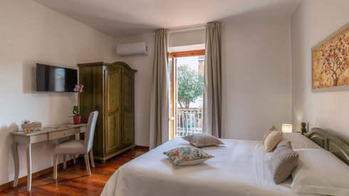 Camera Matrimoniale spaziosa con balcone