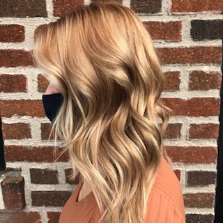 PARTIAL BALAYAGE & CUT