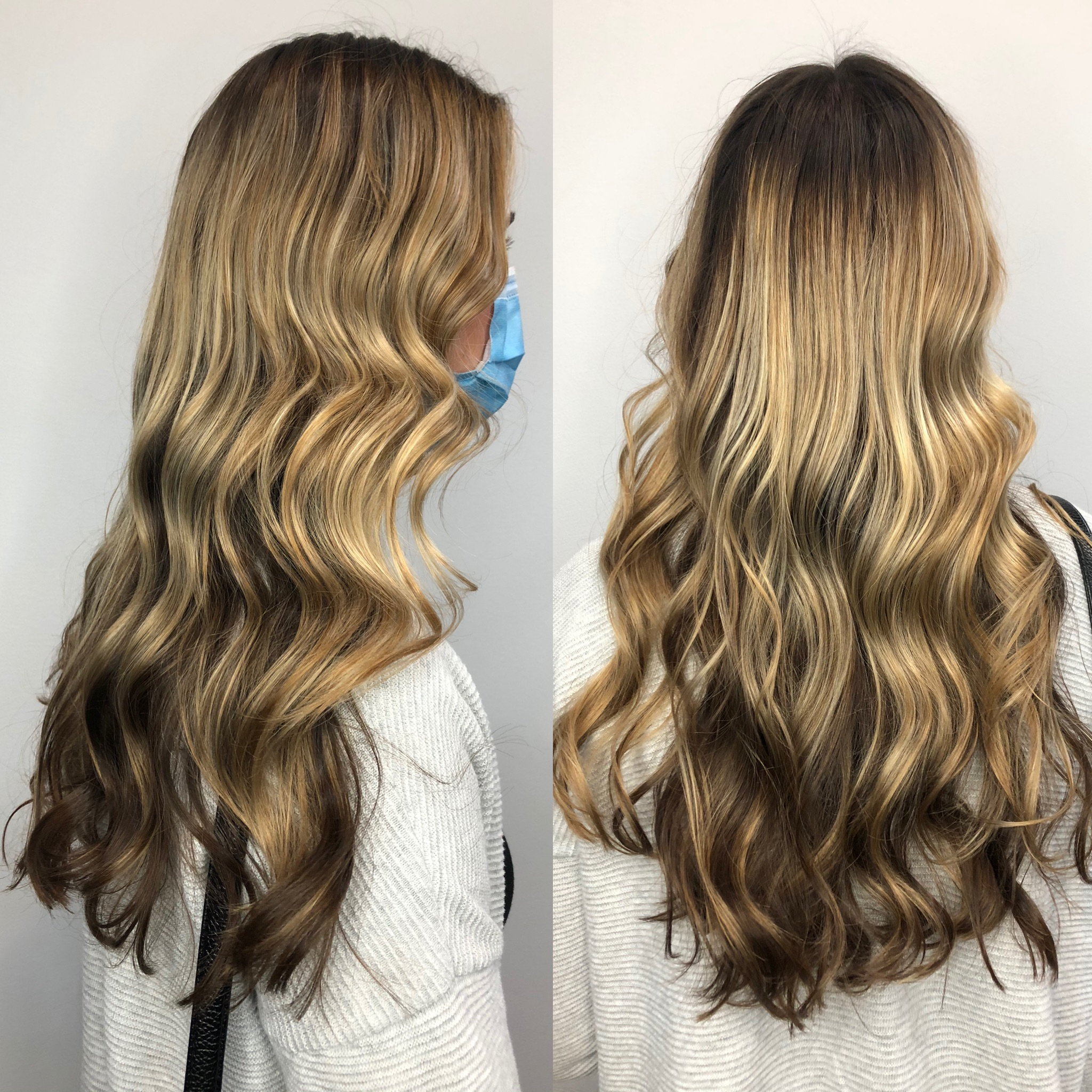 FULL BALAYAGE & CUT