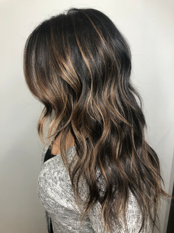 FULL BALAYAGE & WOMEN'S CUT