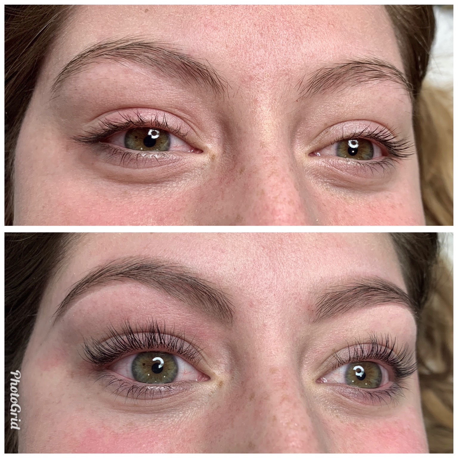 LASH LIFT/TINT & BROW SHAPING
