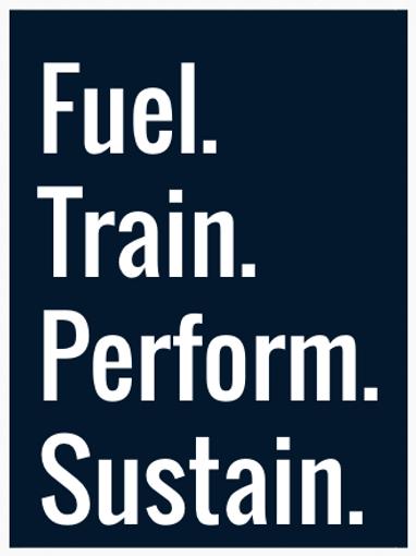 Fuel. Train. Perform. Sustain | NutriTrain, LLC