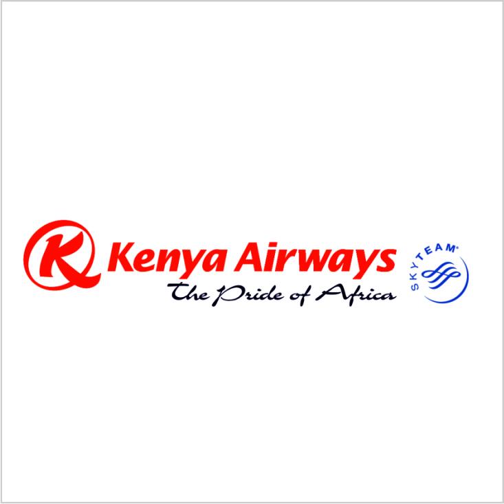 Whizz arts Client-Kenya Airways