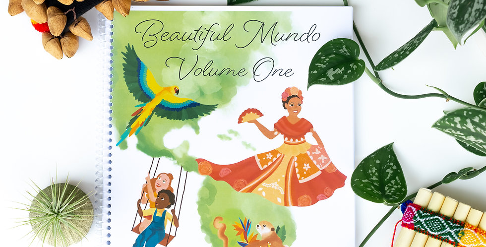 Beautiful Mundo Volume One Complete PDF Collection