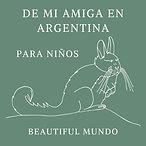Spotify Cover De mi amiga en Argentina.j