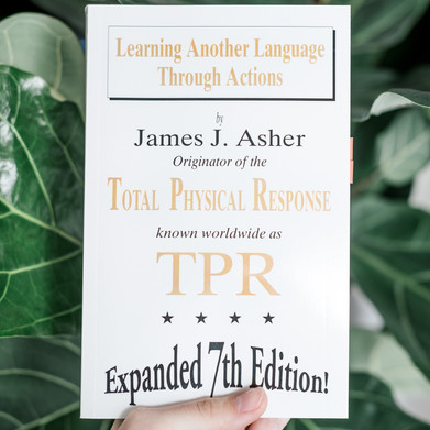 Book Review: Learning Another Language Through Actions, TPR
