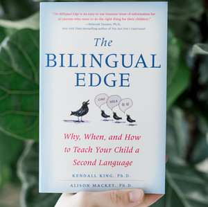 Book Review: The Bilingual Edge: Why, When, and How to Teach Your Child a Second Language