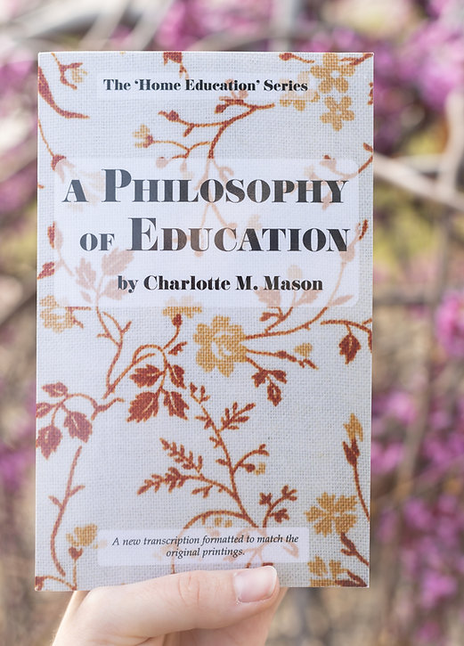 A Philosophy of Education Charlotte Maso