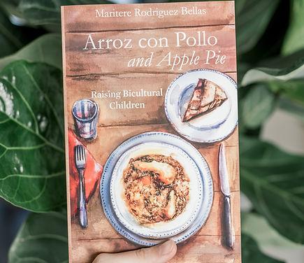 Arroz con Pollo and Apple Pie.jpg