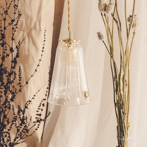 luminaire cristal vintage