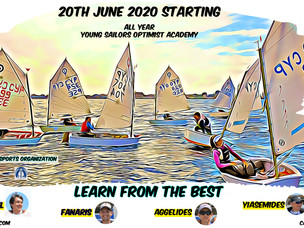 Optimist Academy of NOLA restart