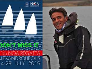 Optimist Clinic - NOA Regatta 2019