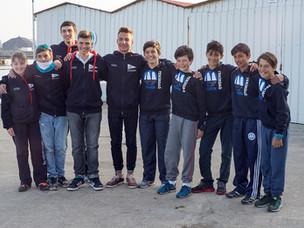 Tekirdag (Turkie) Regatta 2016.Great results for Optimist and Laser 4.7 Teams.