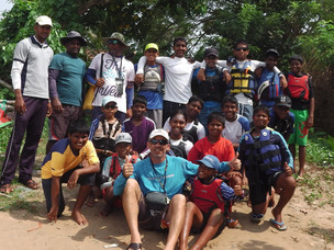 Sri lanka Optimist Training