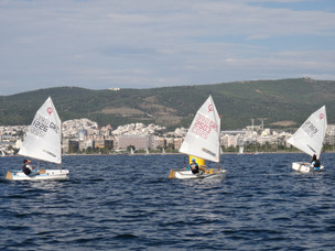 OFTH 4th International sailing regatta 2014