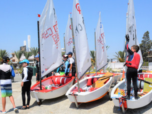 Ranking List Laser RDL & Optimist ,Organized by N.O.LA Sailing Club with success.