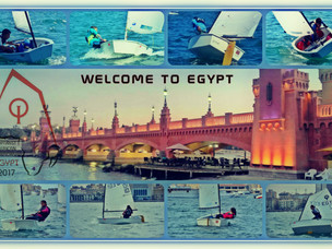 70 Days !!! Countdown for the African Championship 2017 in Alexandria Egypt.