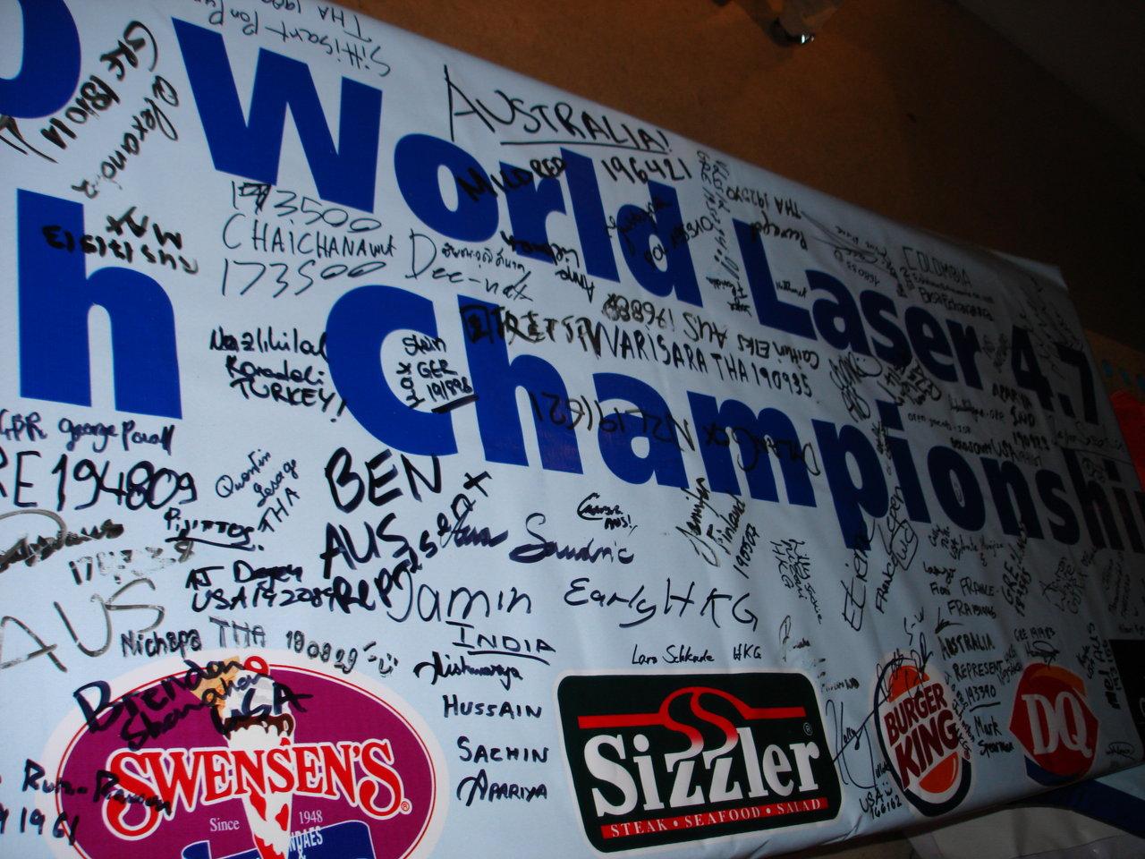 Laser 4.7 worlds