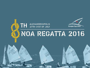 8th NOA INTERNATIONAL REGATTA 2016