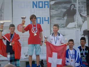 6th Golden NOA International Regatta 2014 + Optimist & Laser Clinic