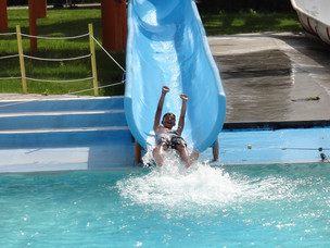 Naokth Opti team having fun - WATERLAND 2014