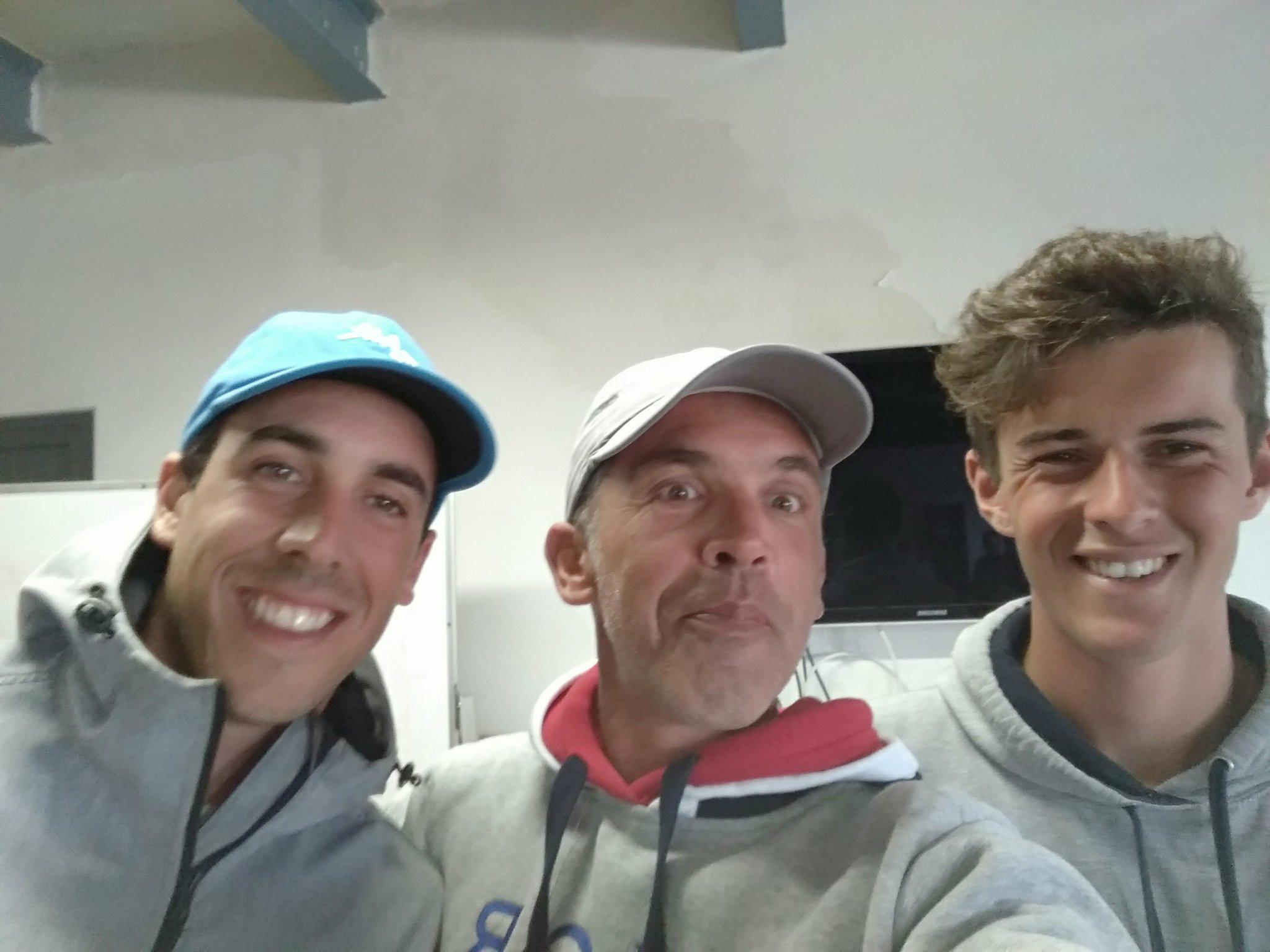 Coach Miguel & Jack
