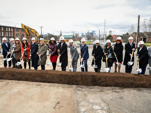Randee Rogers Apartments Groundbreaking