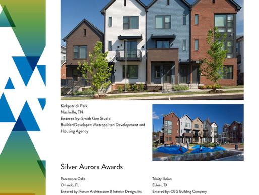 Kirkpatrick Park Apartments Announced as Grand Aurora Award Winner