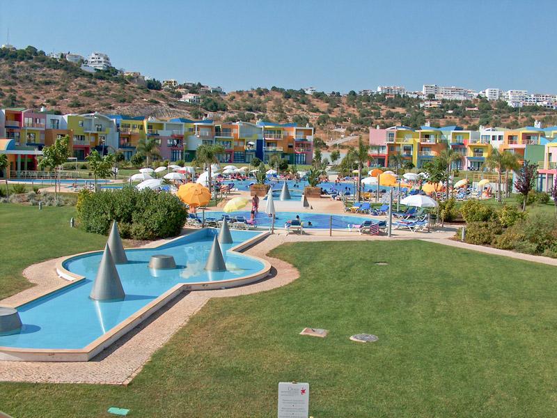 Adult & children swimming pools