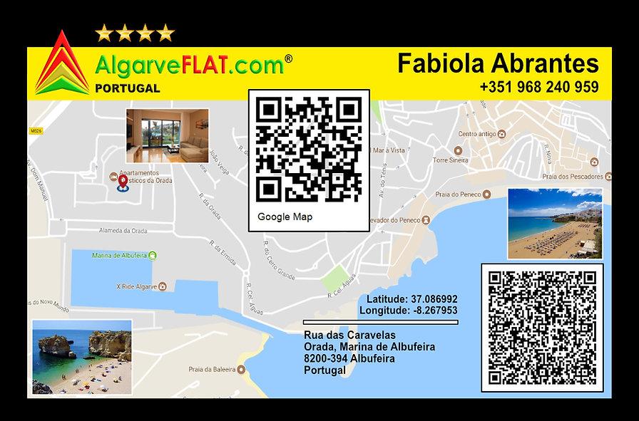 Contacto Fabiola Abrantes