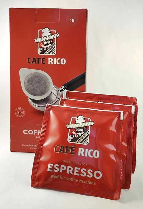 Coffee Pods 100% Arabica
