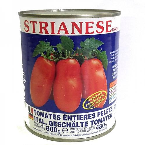 Strianese Italian Plum Tomatoes 800g