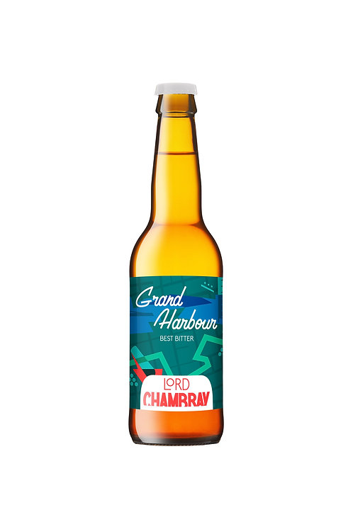 Lord Chambray Grand Harbour 33cl