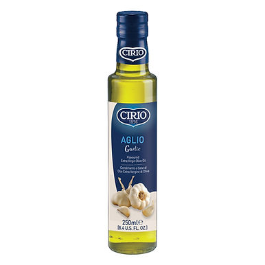 Cirio Garlic flavoured EVOO 250ml