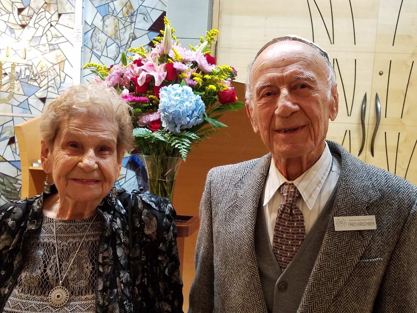 Fred and Ruth Kirschner 2021 01 08 Ruth'