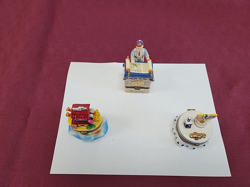 Ceramic Boxes - Various Styles with Surprise Inside 0010