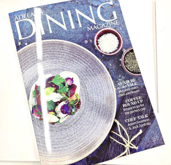 moose musings: adelaide dining magazine