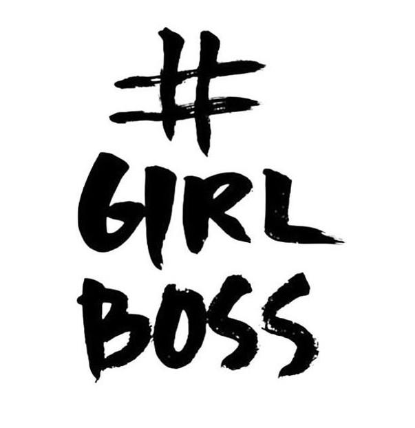 moose musings: #girlboss